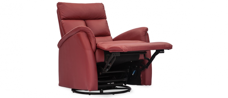 Wonder 1 Seater Leather Recliner | Single Seater Reclining Sofas Online