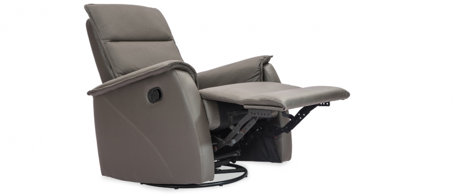Siesta 1 Seater Leather Recliner From Durian Reclining
