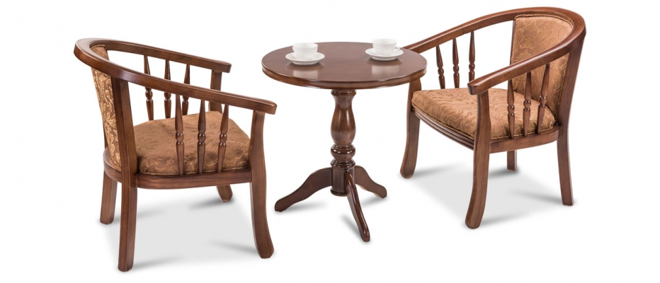 Brighton Solid Wood Coffee Table Set Online At Durian