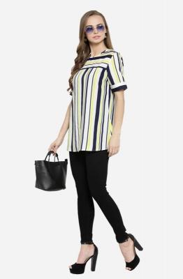 Multicolor Striped Top