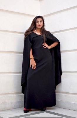 Spirited Sleeves Gown
