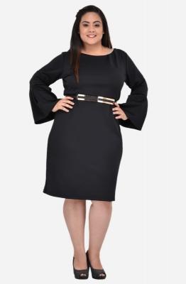 Studio Sleeves A-Line Dress