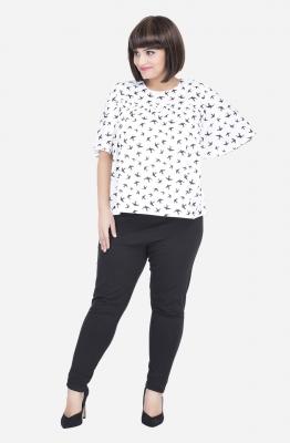 Bird printed Pyjama top