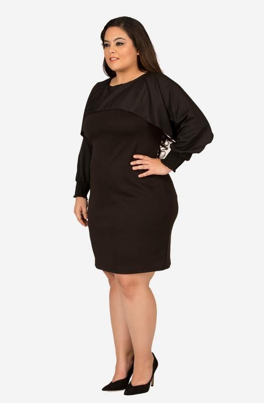 Formal Bodycon Layered Ruffle Dress