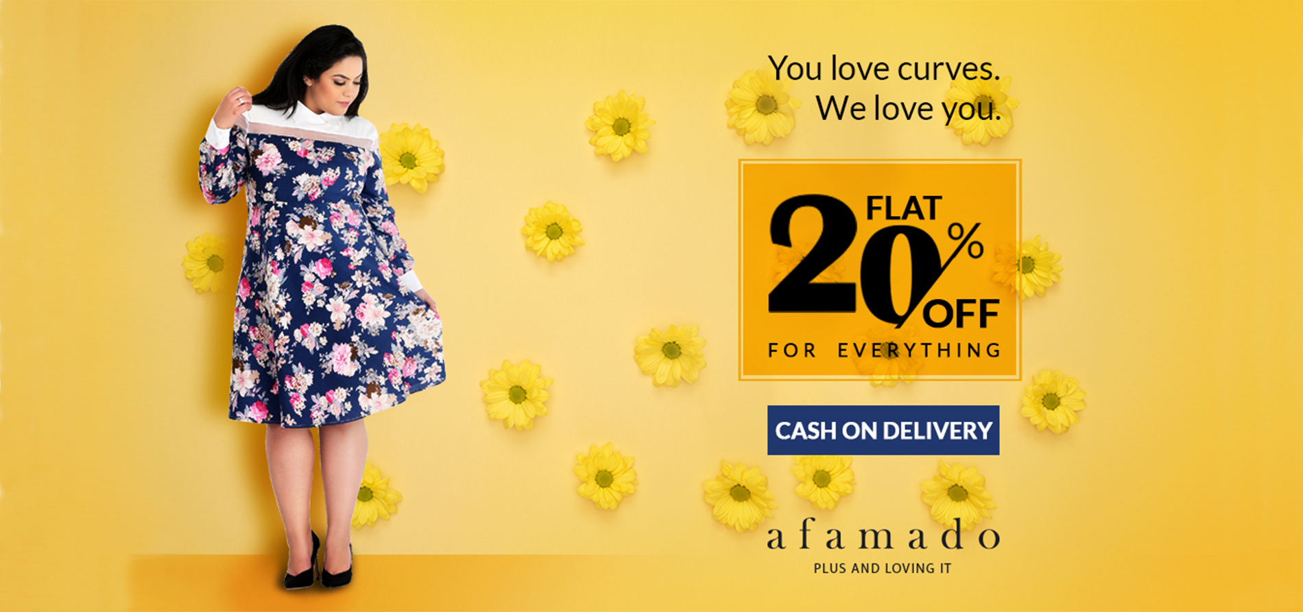 Flat 20% OFF on Everything