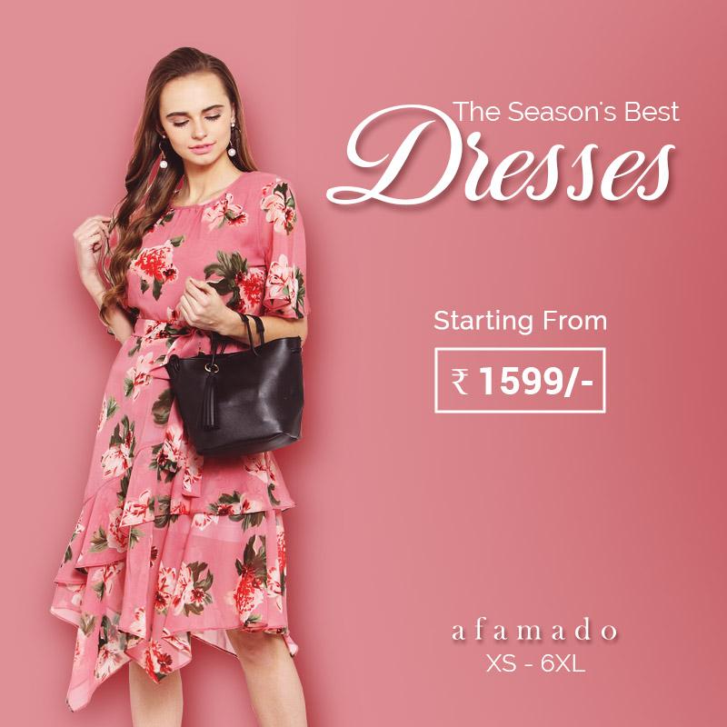 Dress @1599