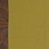Bright yellow handloom khadi with black Tiger motifs in Chikankari weave
