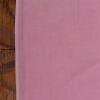Pale pastel pink handspun khadi with milk white Chikankari weave.