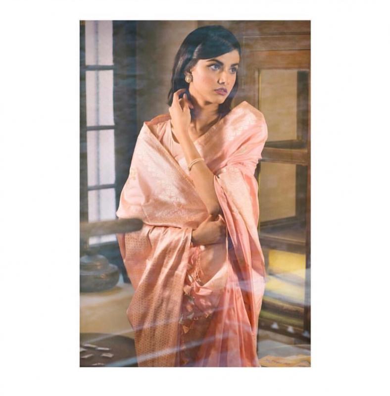 Pure Katan Silk Banarasi Saree