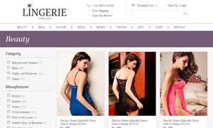 ecommerce site design templates