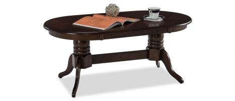 Grant Solid Wood Coffee Table
