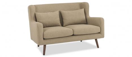 2 Seater Harper Fabric Sofa