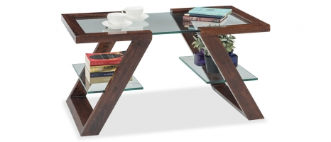 Andre Solid Wood Coffee Table