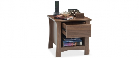 Willow Engineered Wood Nightstand