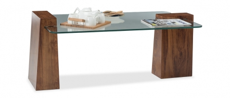 Amara Solid Wood Coffee Table