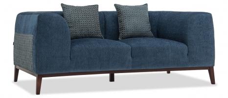 Park 2 Seater Fabric Sofa