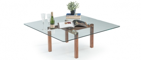 Acer Solid Wood Coffee Table