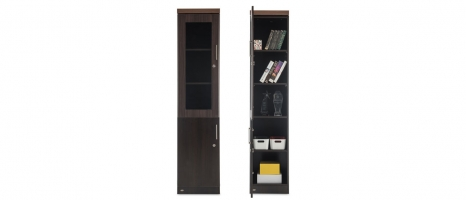 Clint Bookcase & Shelf