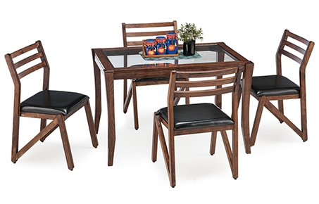 Cameron-Adlis 4 Seater Set