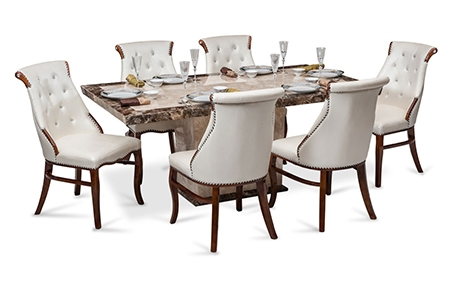 Buy 6 Seater Dining Room Sets Online Dining Room Furniture Durian