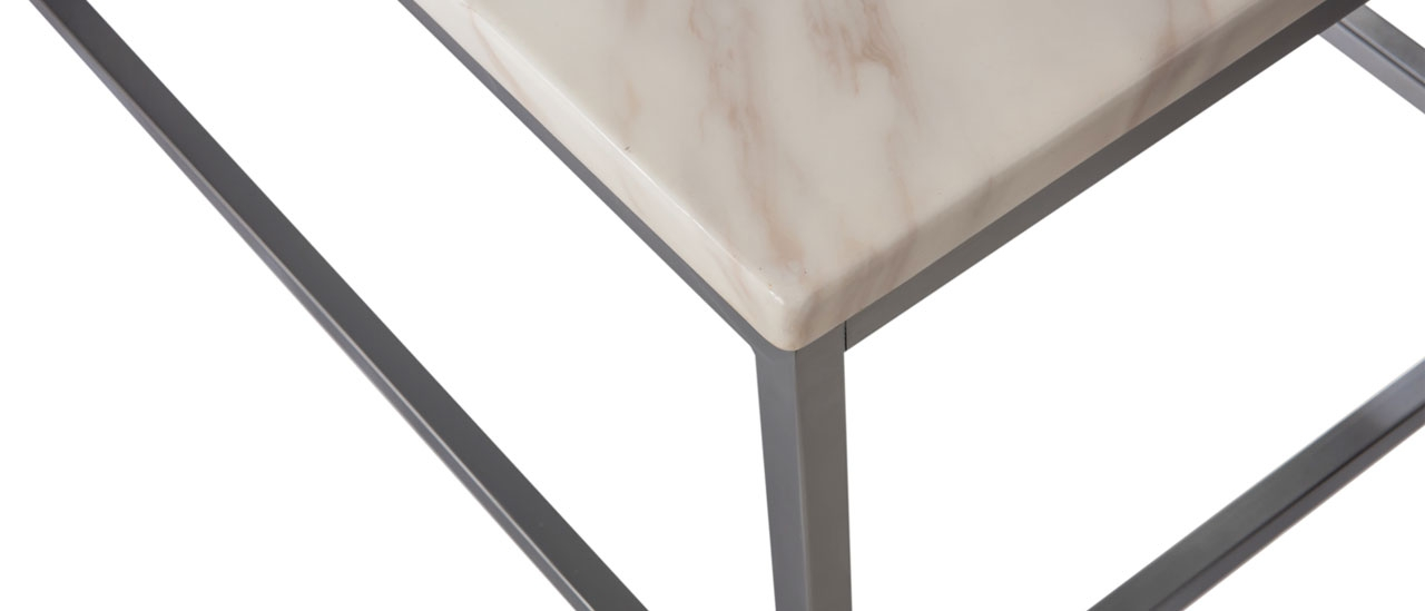 Buy Alster Marble Top Coffee Amp Centre Table Online At Durian
