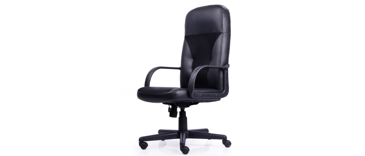 Bliss High Back Leatherette Chair Online