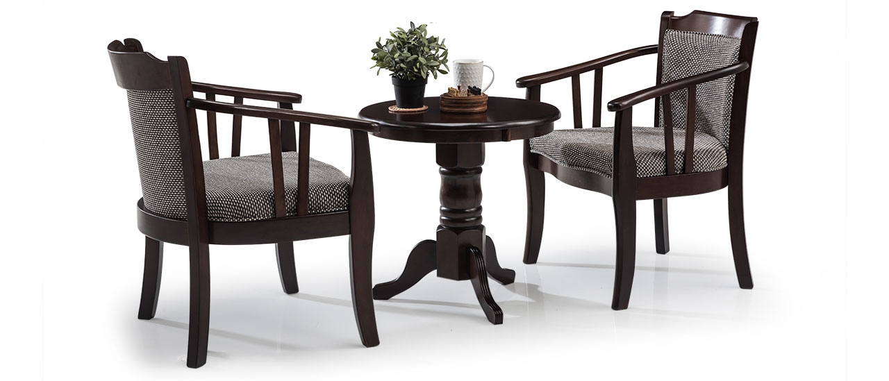 Ellen Coffee Table Set With 2 Chairs Buy Coffee Table