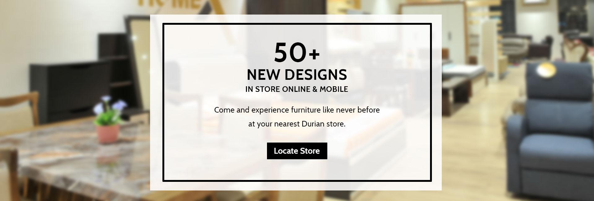 Flat 50% On Home Furniture