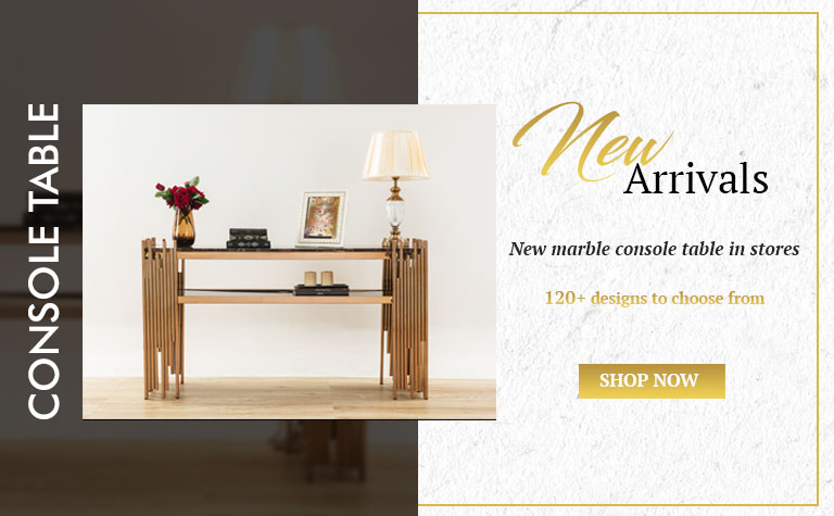Buy Console Table Online!