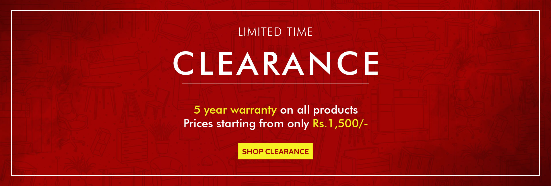 Clearance !