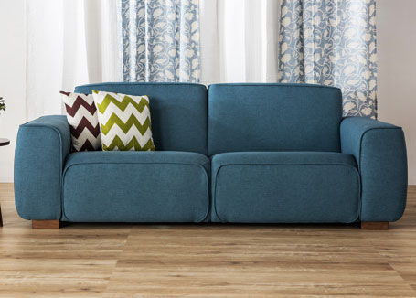 Buy Living Room Furniture Online | Save Upto 60% On Sofas, Chairs ...