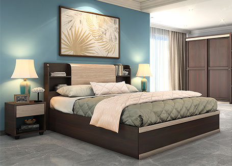 Modern Bedroom Sets: Buy Full bedroom set furniture Online ...