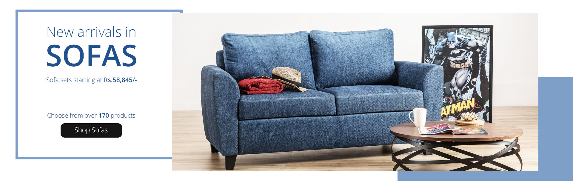 New Arrivals In Sofa !