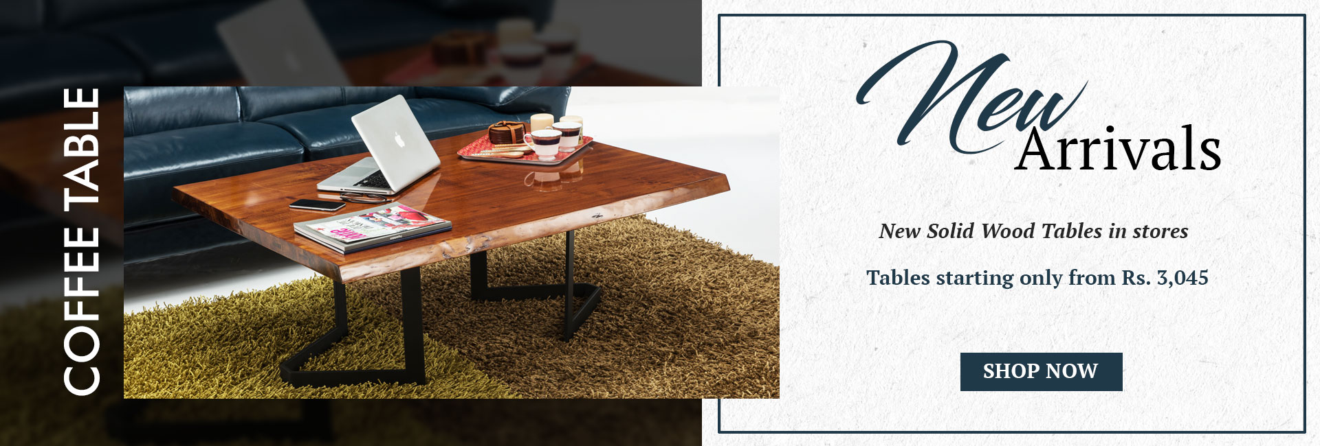 Buy Coffee Table Online !