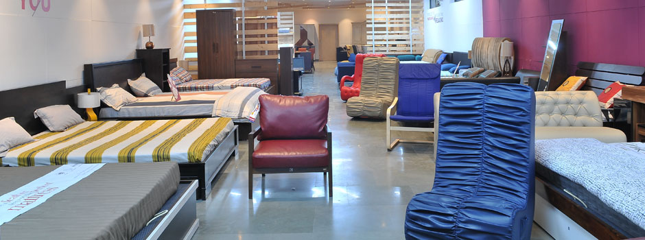 Durian Furniture Store New Delhi - Gurgaon
