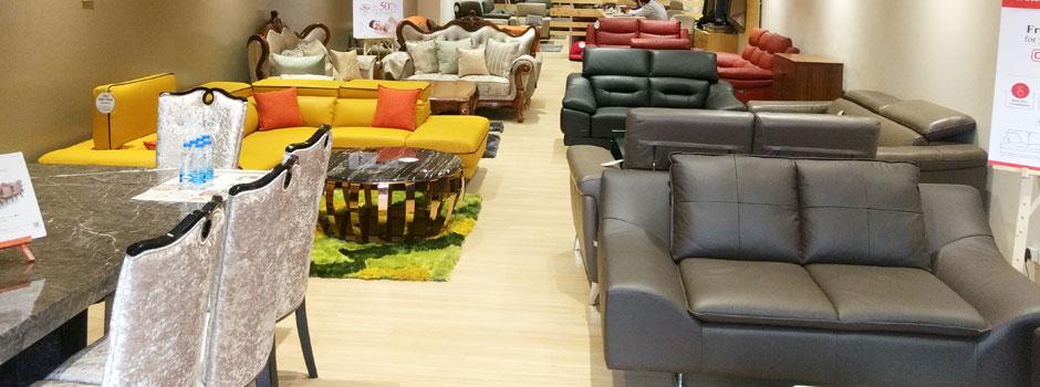 Durian Furniture Store Ludhiana
