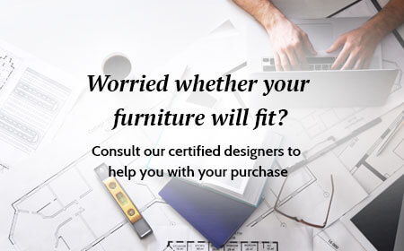Free Design Consultation at Durian Faridabad Store