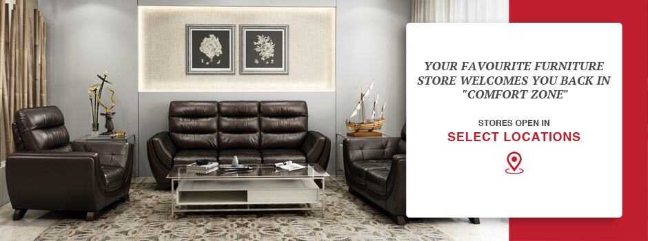 Durian Furniture Gurgaon Store in New Delhi