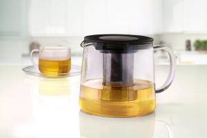 Carafe with Stainless Steel Infuser