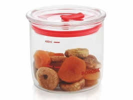 Classic Trend Jar With Lid 400 ML
