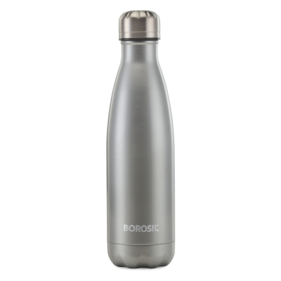 Silver Bolt Bottle