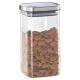 Classic Square Jar, 1400 ml