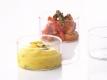 Small Glass Katories Set of 6