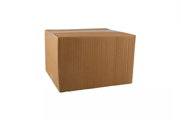 CORRUGATED BOX - QB38 - 12x6x4