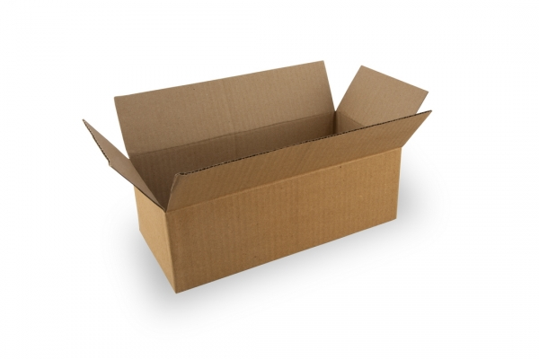 CORRUGATED BOX - QB0 - 7.5x4.5x3.5