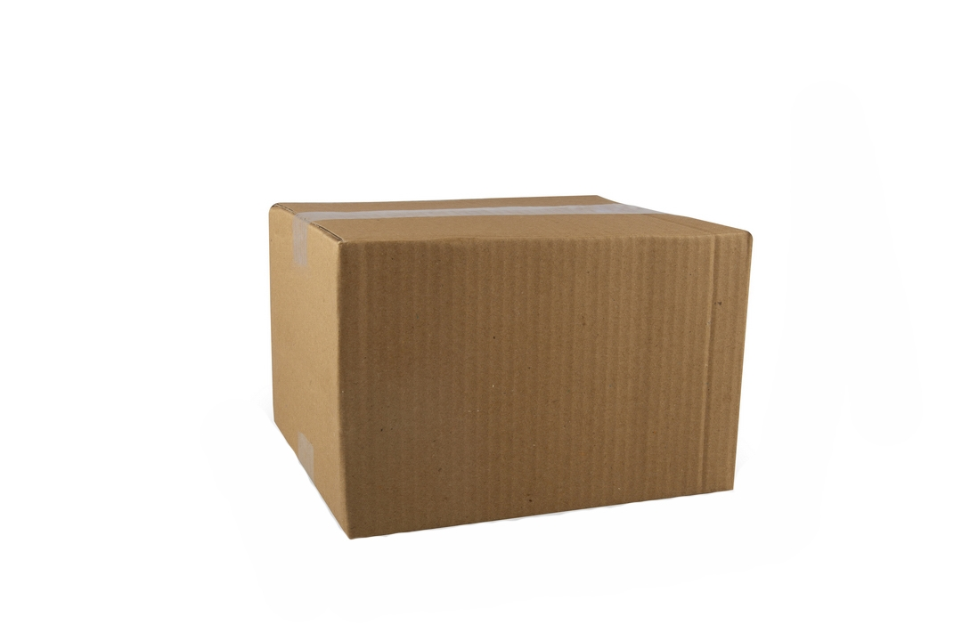 CORRUGATED BOX - QB28 - 8.5x6x3